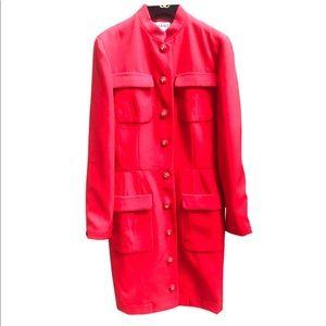 Vintage Chanel Wool Coat